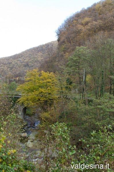 Pontevecchio e la sua roccia