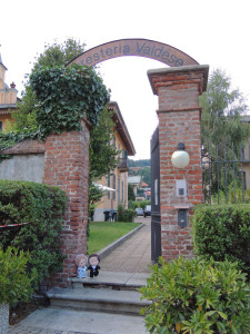 The Guest House, a time Pensionnat for girls, wanted by Beckwith