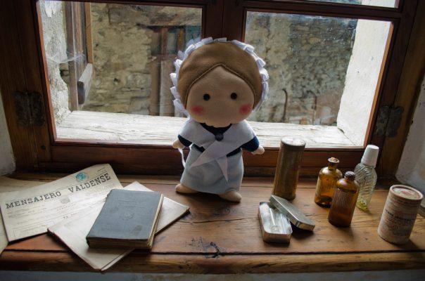Ida Bert sapeva diverse lingue oltre al tedesco che aveva imparato in Germania. La sua corrispondenza era indirizzata a tanti posti nel mondo!