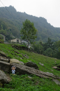 The Rouchalha hamlet