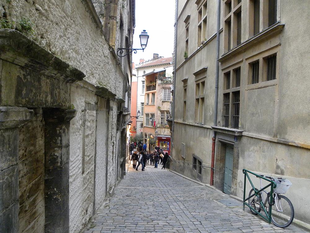 Una bella passeggiata per le stradine di St. Jean nella Vecchia Lione