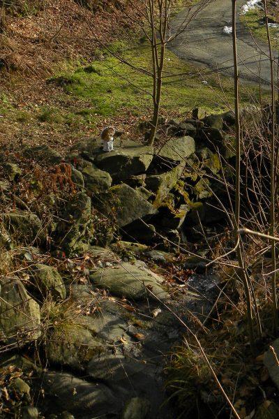 A Chaousenc, frazione di Pramollo, alla ricerca delle fate! Vi spiego anche il nome di questo luogo...
